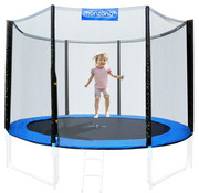Monzana Monzana veiligheidsnet voor trampoline Ø183cm - voor 6 bevestegingspalen