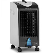 Monzana Monzana Mobiele airconditioner wit/zwart 4L
