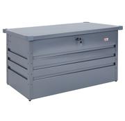 Gardebruk Gardebruk Afsluitbare opbergbox antraciet metaal met slot