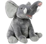 Deuba Deuba Knuffel olifant - 90cm