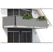 Deuba Deuba privacyscherm voor balkon beton-look 5m