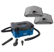 Scheppach Scheppach Koffer Stofzuiger HD2P - 1250W | 230V | 5L | 3in1 - Incl. 2 stofzakken