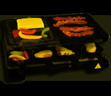 EDCO Cuisinier Raclette-n-Stone & Grill Party   voor 8 personen