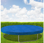 Monzana Monzana Afdekking trampoline blauw Ø183cm