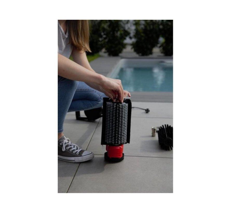 Grizzly Elektrische voegenborstel ERB 550-3U550 Watt
