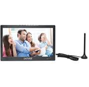 """Denver Denver Draagbare 10.1"""" LED TV met DVB-T2, zwart"""