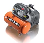 Black&Decker Black&Decker Compressor 6 L BD 55/6