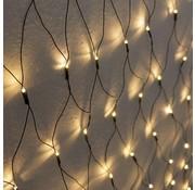 Deuba Deuba Kerst Netverlichting met 160 warmwitte LEDs | voor binnen en buiten | 200 x 150 cm | MET afstandsbediening