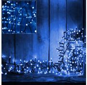 Deuba Deuba lichtketting Kerstmis blauw 10,5m Timer