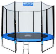Monzana Monzana trampoline Ø244cm incl. veiligheidsnet - 8 stangen