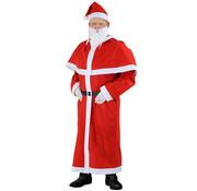 Deuba Deuba Kerstmannenkostuum 5-delig