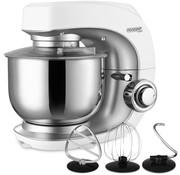 Deuba Deuba Keukenmachine Noblesse zilver 1000W 4,5L