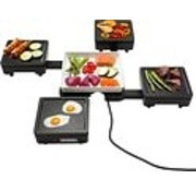 Bourgini Bourgini 16.4014 One4All Deluxe - Grillplaat - 4 personen