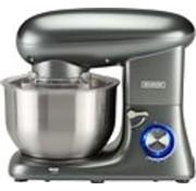 Bourgini Bourgini Kitchen Chef Plus 5.5L Grijs - keukenmixer - keukenmachine
