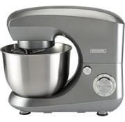 Bourgini Bourgini keukenmachine 4,5 liter - metallic grijs
