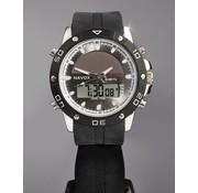 Navox Design chronograaf horloge met zonnecel