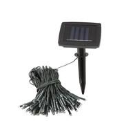 Heitronic Heitronic Solar LED lichtstreng 100 LEDs warm wit 21,8 m