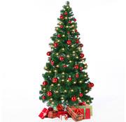 Casaria Casaria Pop-Up kerstboom 150cm INCLUSIEF Versiering en standaard