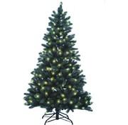 Xenotec Xenotec Kerstboom met LED-verlichting, 70 LEDs, hoogte 85cm diameter 60cm, met voet