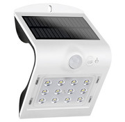 REV REV Solar LED verlichting met bewegingsmelder wit