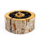ECOGRILL Ecogrill - aanmaakblok - maat XL 24x24cm - Ecologische wegwerp barbecue / Milieuvriendelijke wegwerp bbq - eenmalig gebruik
