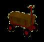 Velleman Bolderkar  - 90x62x92cm - Max 100 kg - Kabouter Plop