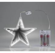 Generic LED kerstster kerstverlichting met 3D spiegeleffect