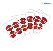 """HERMA verplicht teken """"Afstand houden"""", pictogram, 20 stuks"""