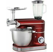 Herenthal Herenthal Keukenmachine 2200W - 3 in 1 - Rood