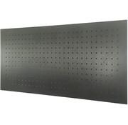 Güde Güde Stalen Gereedschapswand GL1200 - Gepeforeerd - 55x120x2 cm - Zwart
