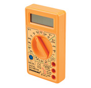 Silverline Silverline Digitale multimeter AC en DC
