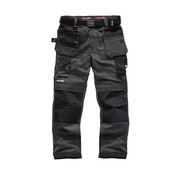 Scruffs Scruffs Pro Flex Plus werkbroek, grijs 38R