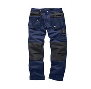 Scruffs Scruffs Werkbroek 'Worker Plus', blauw 30L