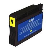 HP HP 933XL compatibele inktcartridge geel CN056AE