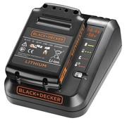 Black&Decker Starterkit 18V: snellader + accu BDC1A15 1,5Ah