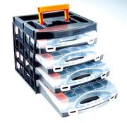 Generic Erro Opbergassortimentbox met 4 assortimentsdozen ERROPP08