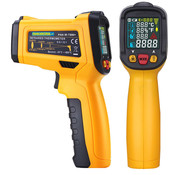 Pancontrol Professionele infrarood thermometer PAN IR-T800+ 12:1