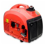 Widmann Widmann Aangedreven  Benzine Generator - 8-10 uur - 650W - 18 kg - 4.1L - Draagbaar - WM2500W - 50,5x36x44cm