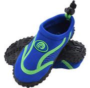 Deuba Deuba Zwemschoenen/Waterschoenen Kinderen maat 33 Blauw/Groen