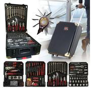 Herzberg Professional Tools Herzberg Gereedschapskist / Toolkit 326-delige set