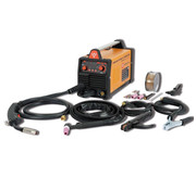 Widmann Widmann 3-in-1 Synergische Inverterlasmachine - elektrodegrootte 1,6-3,2 mm - MIG / TIG / MMA-160