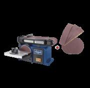 Scheppach Scheppach Band- en schijfschuurmachine BTS900 – 230-240V | 370W