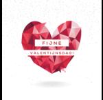 Geef je valentijnsdag een tweedekans