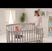 Baby Trend Baby Trend Respiro™ Ledikant matras - extra ventilatie - voor leeftijd 0-3 jaar - Warmwit - 120 x 60 x  15 cm