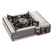 Kemper Kemper draagbaar gaskooktoestel Xtra Smart - Gasbarbecue - 2200W - 33x29x8 cm