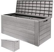 Deuba Deuba Opbergbox/ Tuinkist - Grijs - 120x46x57cm