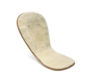 Bugaboo Wollen Seat Liner - Tweezijdig - WIT