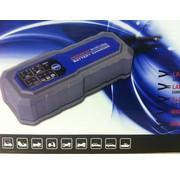 Absaar Absaar Acculader HF-4500 - 6/12V - Blauw