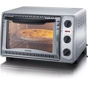 Severin Severin Vrijstaande Mini Oven - 1500 Watt -28 x 39 x 47 cm (HxBxD) - Zilver