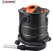 Herzberg Home & Living Herzberg 2-in-1 stofzuiger / Asreiniger - 1000W - HG-8021